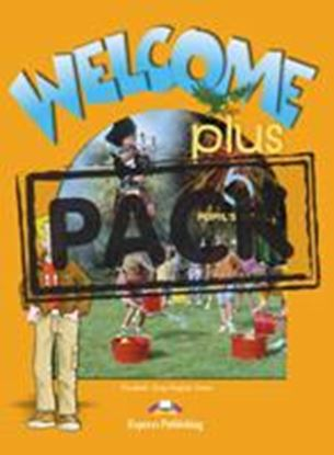 Εικόνα της WELCOME PLUS 5 S`S (WITH CD)