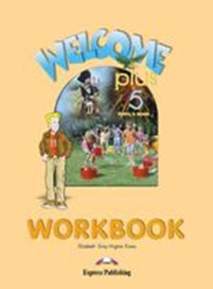 Εικόνα της WELCOME PLUS 5 WORKBOOK