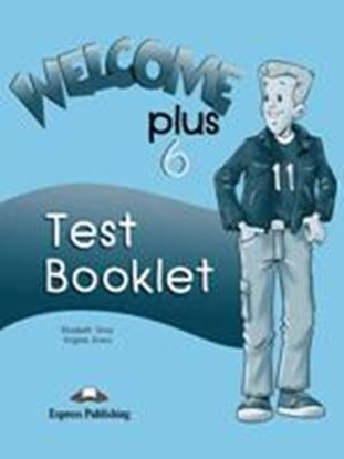 Εικόνα της WELCOME PLUS 6 TEST BOOKLET