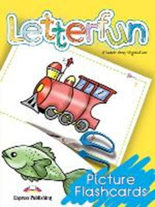 Εικόνα της LETTERFUN FLASHCARDS (INTERNATIONAL)