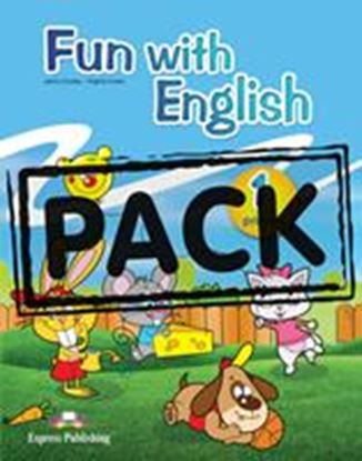 Εικόνα της FUN WITH ENGLISH 1 PRIMARY STUDENT'S PACK WITH MULTI-ROM