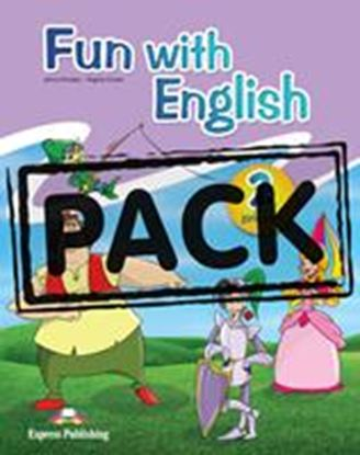 Εικόνα της FUN WITH ENGLISH 2 PRIMARY STUDENT'S PACK WITH MULTI-ROM