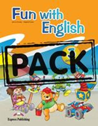 Εικόνα της FUN WITH ENGLISH 3 PRIMARY STUDENT'S PACK WITH MULTI-ROM