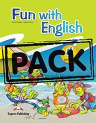 Εικόνα της FUN WITH ENGLISH 4 PRIMARY STUDENT'S PACK WITH MULTI-ROM