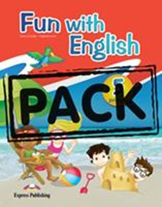 Εικόνα της FUN WITH ENGLISH 5 PRIMARY STUDENT'S PACK WITH MULTI-ROM