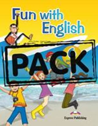Εικόνα της FUN WITH ENGLISH 6 PRIMARY STUDENT'S PACK WITH MULTI-ROM