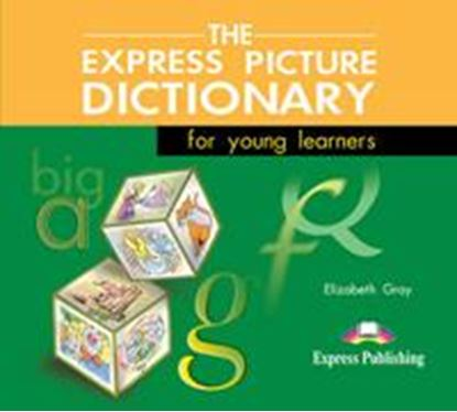 Εικόνα της THE EXPRESS PICTURE DICTIONARY FOR YOUNG LEARNERS CDs (SET 3)