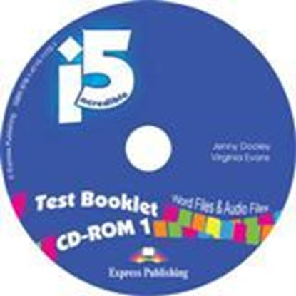 Εικόνα της INCREDIBLE 5 1 TEST BOOKLET CD-ROM