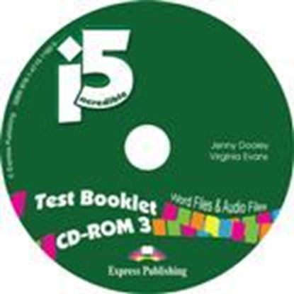 Εικόνα της INCREDIBLE 5 3 TEST BOOKLET CD-ROM