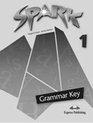 Εικόνα της SPARK 1 GRAMMAR KEY (INTERNATIONAL + M ONSTERTRACKERS)