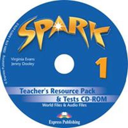 Εικόνα της SPARK 1 TEACHER'S RESOURCE PACK & TEST S CD-ROM (INTERNATIONAL/MONSTERTRACKERS)