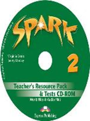 Εικόνα της SPARK 2 TEACHER'S RESOURCE PACK & TESTS CD-ROM (INTERNATIONAL/MO NSTERTRACKERS)