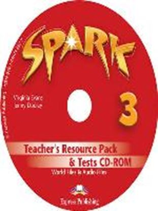 Εικόνα της SPARK 3 TEACHER'S RESOURCE PACK & TESTS CD-ROM (INTERNATIONAL/MO NSTERTRACKERS)