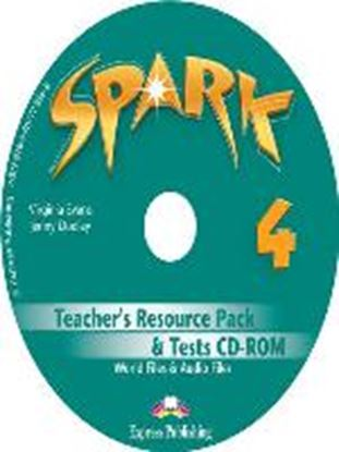 Εικόνα της SPARK 4 TEACHER'S RESOURCE PACK & TESTS CD-ROM (INTERNATIONAL/MO NSTERTRACKERS)