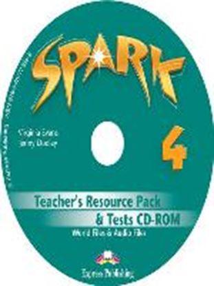 Εικόνα της SPARK 4 TEACHER'S RESOURCE PACK & TESTS CD-ROM (INTERNATIONAL/MO NSTERTRACKERS)