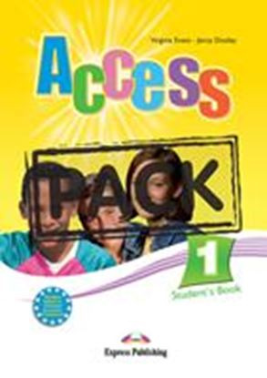 Εικόνα της ACCESS 1 ieBOOK GRAMMAR PACK 2 (GREECE ) (int,gramm,) (Student's Book, Grammar - English edition, ieBO