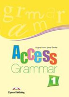 Εικόνα της ACCESS 1 GRAMMAR BOOK ENGLISH EDITION