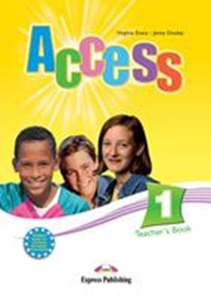 Εικόνα της ACCESS 1 TEACHER'S BOOK (INTERLEAVED)
