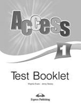Εικόνα της ACCESS 1 TEST BOOKLET