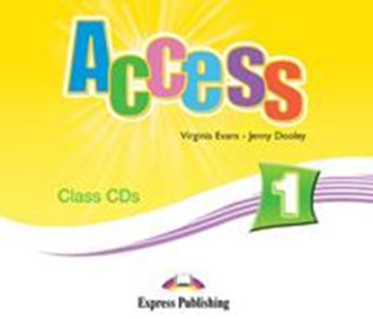 Εικόνα της ACCESS 1 CLASS CDs (SET OF 3)