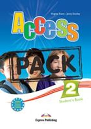 Εικόνα της ACCESS 2 ieBOOK GRAMMAR PACK 2 (GREECE) (int,gramm,) (Student's Book, Grammar - English edition, ieBO