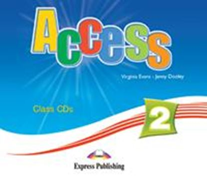 Εικόνα της ACCESS 2 CLASS CDs (SET OF 4)