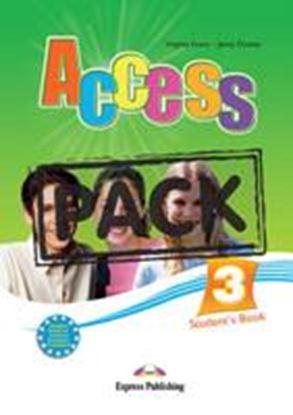 Εικόνα της ACCESS 3 ieBOOK GRAMMAR PACK 2 (GREECE) (int,gramm,) (Student's Book, Grammar - English edition, ieBO