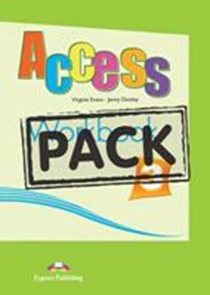 Εικόνα της ACCESS 3 WORKBOOK PACK (WB & DVD) (GREECE)