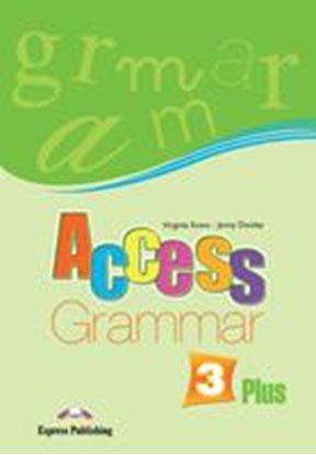 Εικόνα της ACCESS 3 PLUS GRAMMAR BOOK - GREEK EDI TION