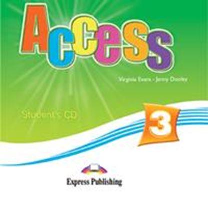Εικόνα της ACCESS 3 STUDENT'S CD
