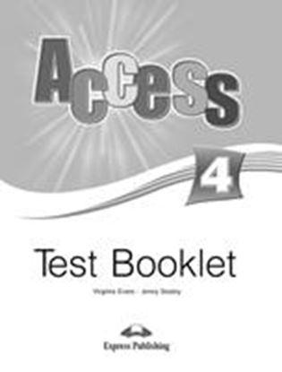 Εικόνα της ACCESS 4 TEST BOOKLET
