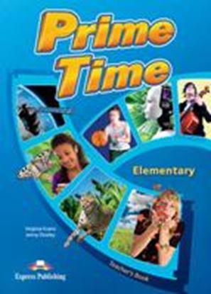 Εικόνα της PRIME TIME ELEMENTARY TEACHER'S BOOK (INTERLEAVED)(INTERNATIONAL )