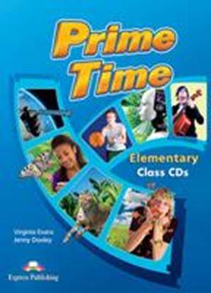 Εικόνα της PRIME TIME ELEMENTARY CLASS CD's (SETOF 4) INTERNATIONAL (ΤΟ 4ο CD ΕΙΝΑΙ MULTI ROM & ΕΙΝΑΙ ΜΕΣΑ ΤΑ Τ