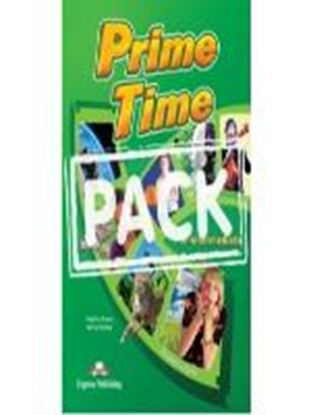 Εικόνα της PRIME TIME PRE-INTERMEDIATE POWER PACK (S'S,ieBOOK,WORKBOOK & GR AMMAR,COMPANION)