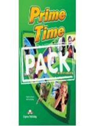 Εικόνα της PRIME TIME PRE-INTERMEDIATE POWER PACK (S'S,ieBOOK,WORKBOOK & GR AMMAR,COMPANION)