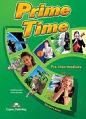 Εικόνα της PRIME TIME PRE-INTERMEDIATE TEACHERS BOOK (INTERLEAVED)(INTERNAT IONAL)