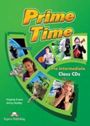 Εικόνα της PRIME TIME PRE-INTERMEDIATE CLASS CD'S (SET OF 4) INTERNATIONAL (ΤΟ 4ο CD ΕΙΝΑΙ MULTI ROM & ΕΙΝΑΙ ΜΕΣ