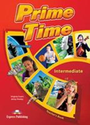Εικόνα της PRIME TIME INTERMEDIATE TEACHER'S BOOK (INTERLEAVED)(INTERNATION AL)