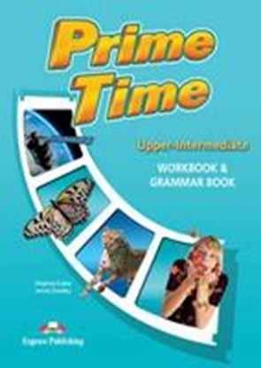 Εικόνα της PRIME TIME UPPER-INTERMEDIATE WORKBOOK AND GRAMMAR BOOK INTERNAT IONAL