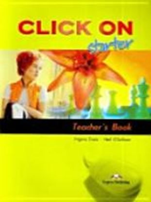 Εικόνα της CLICK ON STARTER TEACHER'S BOOK