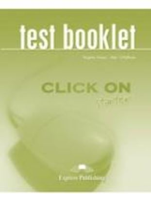 Εικόνα της CLICK ON STARTER TEST BOOKLET