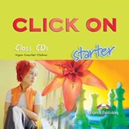 Εικόνα της CLICK ON STARTER CLASS CDs (SET OF 2)