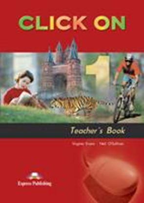 Εικόνα της CLICK ON 1 TEACHER'S BOOK (INTERLEAVED )