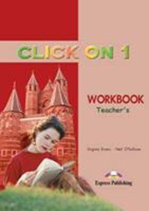 Εικόνα της CLICK ON 1 WORKBOOK TEACHER'S (OVERPRINTED)