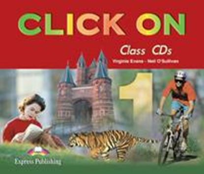 Εικόνα της CLICK ON 1 CLASS CDs (SET OF 4)