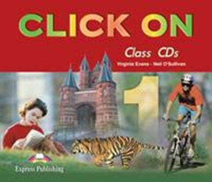 Εικόνα της CLICK ON 1 CLASS CDs (SET OF 4)