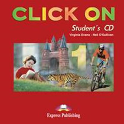 Εικόνα της CLICK ON 1 STUDENT'S CD