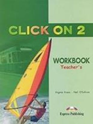 Εικόνα της CLICK ON 2 WORKBOOK TEACHER'S (OVERPRINTED)