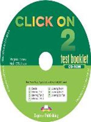 Εικόνα της CLICK ON 2 TEST BOOKLET CD-ROM