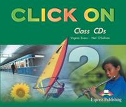 Εικόνα της CLICK ON 2 CLASS CDs (SET OF 3)